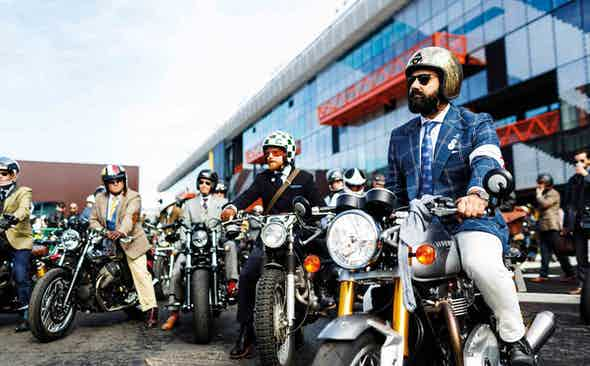 Ride Out: The Distinguished Gentleman's Ride 2017