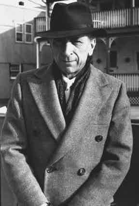 Talese was a great advocate of fine tailoring as seen here in New Jersey, 1992. Photo by Marianne Barcellona/The LIFE Images Collection/Getty Images.