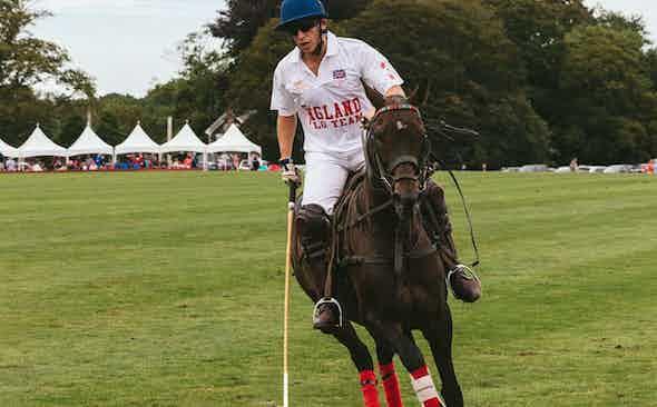 Newport International Polo: England vs America