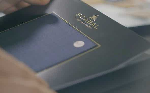 The Woolmark Company x Scabal: Handling Perfection