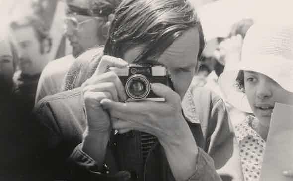 How Bill Cunningham Documented New York Style