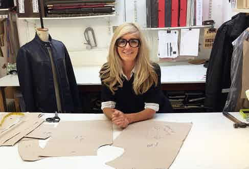 Pauline Harris was appointed Director of the company in 2016, bringing with her 35 years' experience in leather tailoring.
