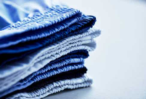 Hamilton and Hare sources two-ply cotton for its boxer shorts.