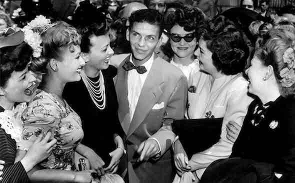 Frank Sinatra: Young At Heart