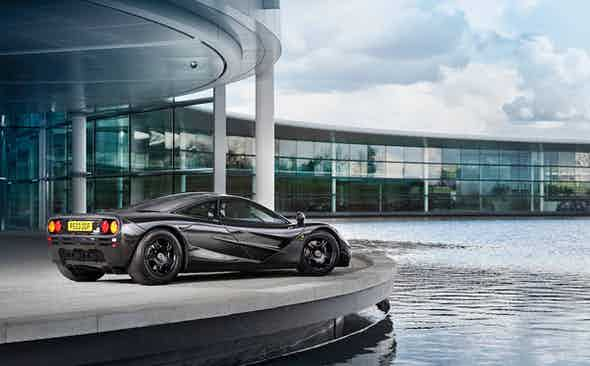 McLaren and Richard Mille: Forging the Future