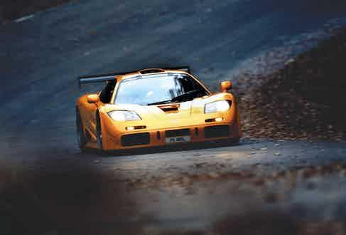 McLaren F1 GTR.