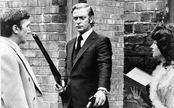 Celluloid Style: Get Carter