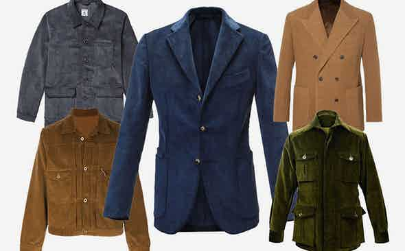 10 of the Best Corduroy Garments