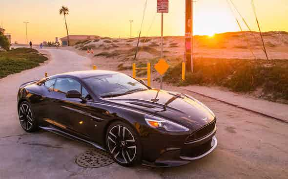 Aston Martin Vanquish S: The Ultimate British Supercar