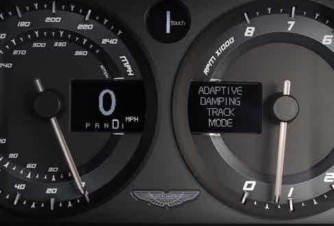 The top speed is listed at 240mph, justifying the addition of 'S' for sport in the model's name. Photograph by Max Earey.