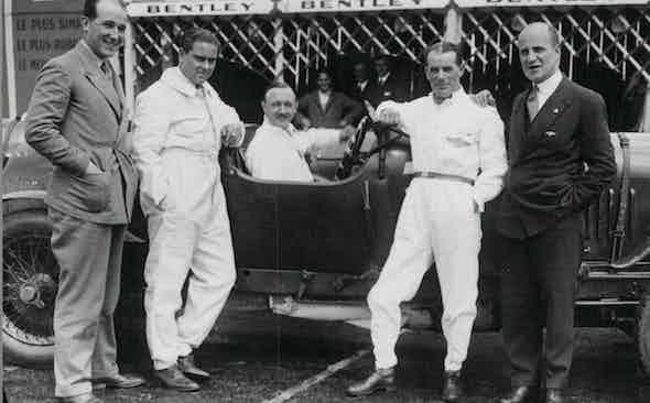 The Bentley Boys' Roaring Twenties