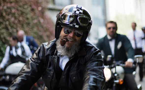 The Distinguished Gentleman's Ride 2017
