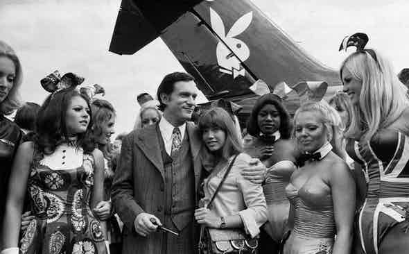 Farewell, Hugh Hefner