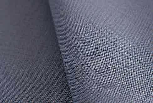 Lanificio Cerruti's iTravel cloth has a stain-proof and water-resistant finish that is applied with nanotechnology.