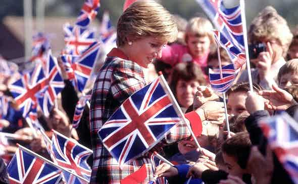 Princess Diana: The Royal Rebel
