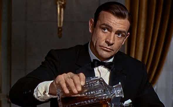 James Bond's Top 10 Most Rakish Style Moments
