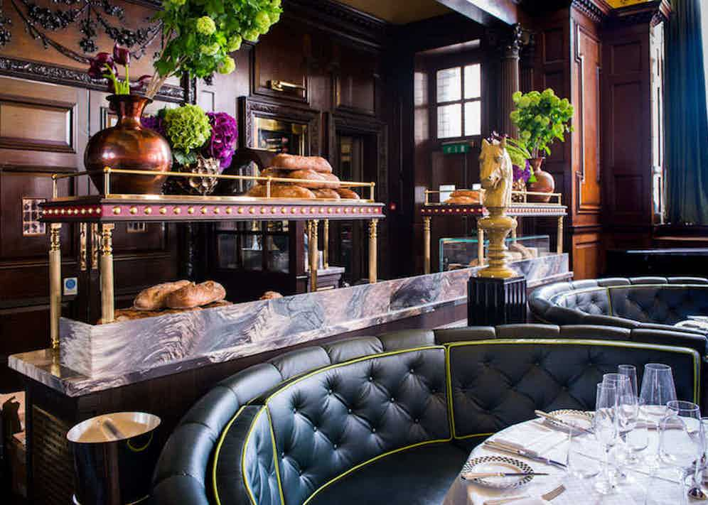 Simpson's has enjoyed a new – subtle – facelift, and a new chef, in the form of the talented William Hemming.