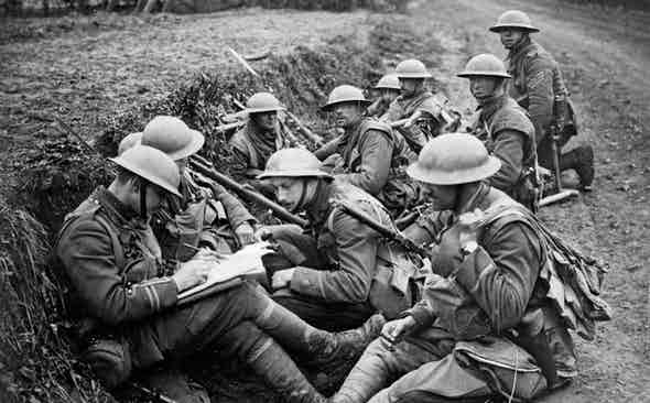 British War Poets: By the Pen and the Sword