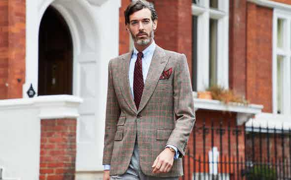 Edward Sexton's First Ready-to-Wear Tailoring