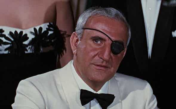 The 10 Most Rakish Villains Of Cinema