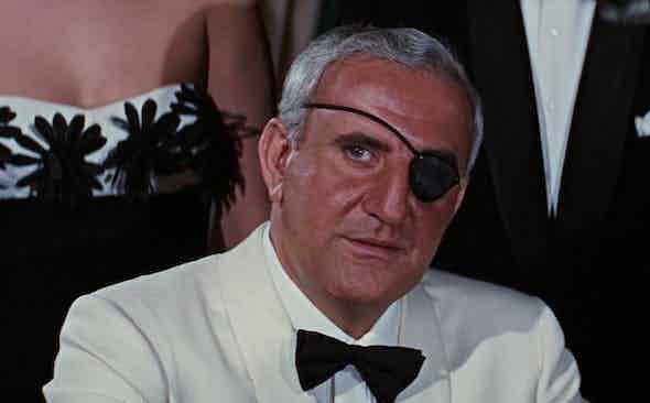 The 10 Most Rakish Villains Of Cinema