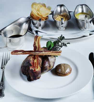 Wiltons takes time to source game and meats from the very best fleets and farms across the United Kingdom.