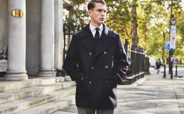 Private White V.C.'s Heroic Outerwear