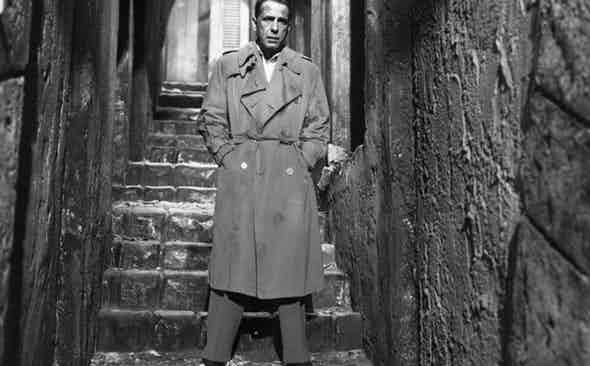 A Rakish Guide to Wearing Raincoats