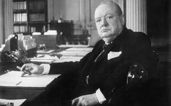 Sir Winston Churchill: The Legend That Will Never Die