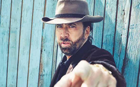 National Treasure: Nicolas Cage