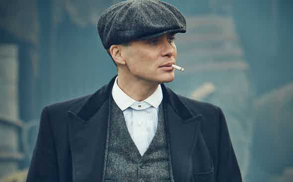 How to Wear a Peaked Cap
