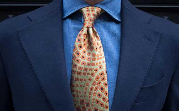 From the Archive: Charvet's Exclusive Neckties