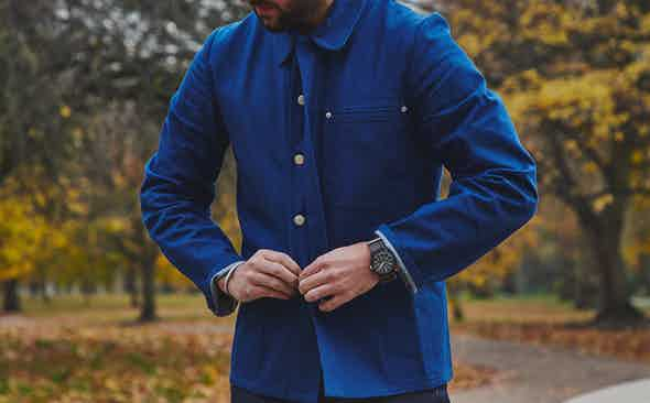 Style 101: The French Worker's Jacket