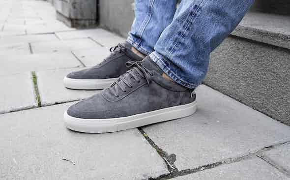 North-89's Scandinavian Sneakers