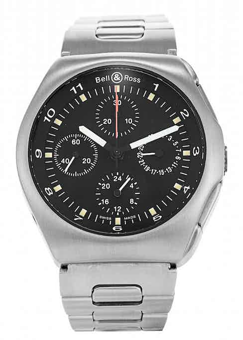 Bell & Ross Space 3 GMT.