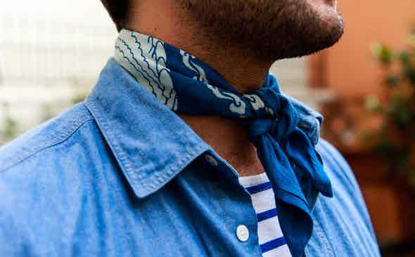 How to Pull Off Alternative Neckwear