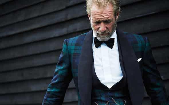5 Alternative Ways to Wear Black Tie