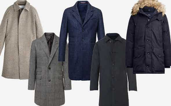 7 of This Season's Best Winter Coats