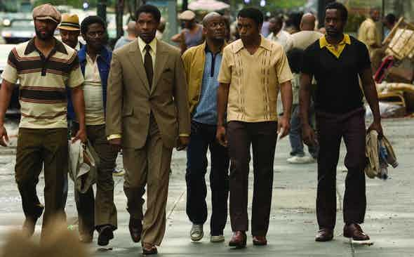 Celluloid Style: American Gangster