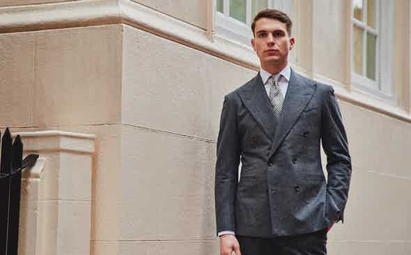 Dalcuore: Naples' Unconventional Tailor