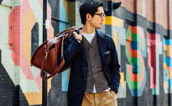 How to Combine Tailoring and Workwear