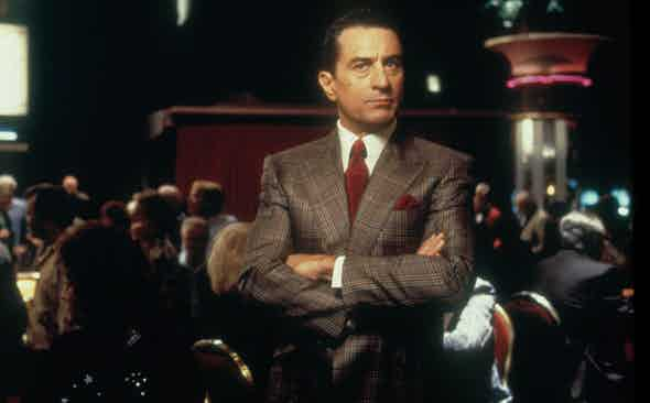 This Week We're Channelling: Casino's Sam Rothstein