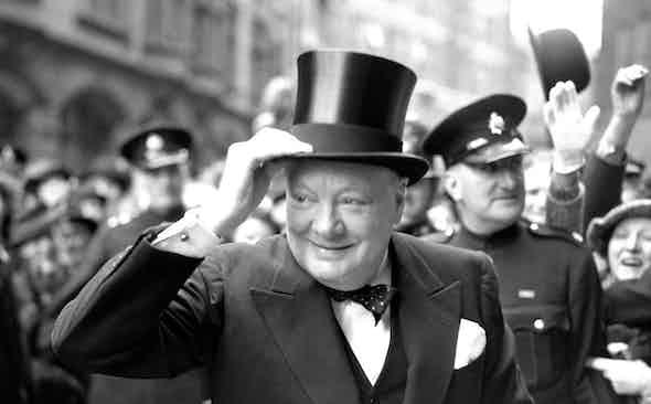 The Wardrobe of Winston Churchill