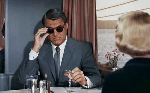 This Week We're Channelling: Roger Thornhill of North by Northwest