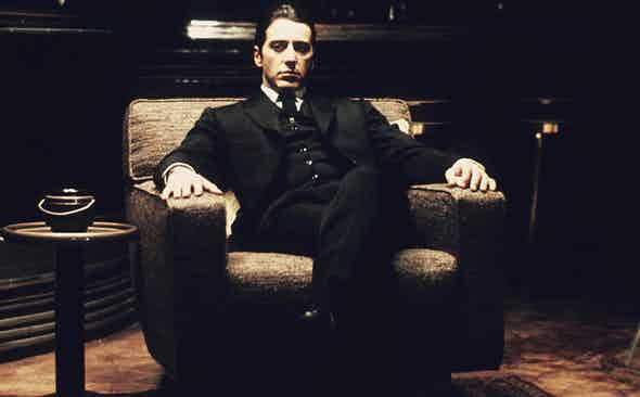 Celluloid Style: The Godfather