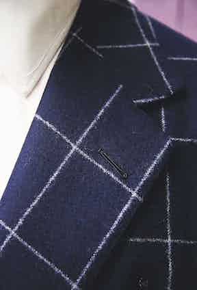 Small details are everything in a wardrobe. The Milanese buttonhole is a perfect example of craftsmanship and subtlety.