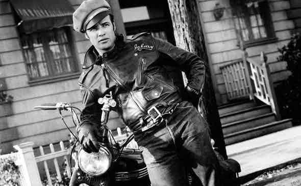 Style 101: The Motorcycle Jacket