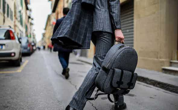 The Backpack vs. the Briefcase