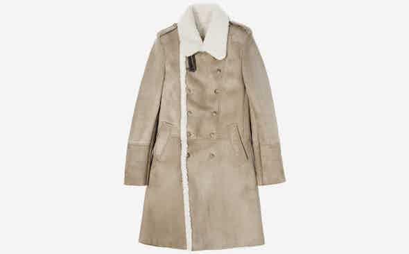 Invest: Cromford Leather Company Eastwood Sheepskin Coat
