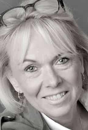 Sarah Dudley, CEO of Bodileys.